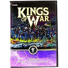 Kings of War: Undead: Skeleton Regiment by Mantic Games