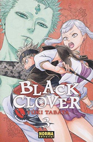 Black Clover 03 por Yuuki Tabata