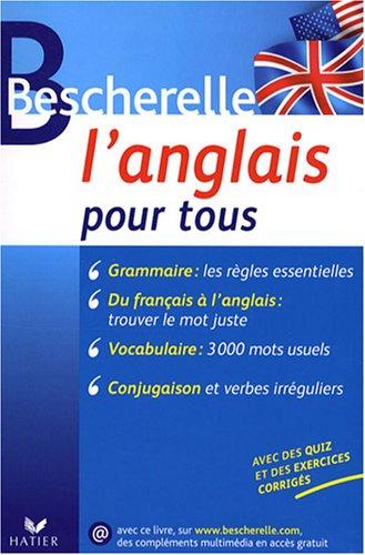 L'anglais pour tous