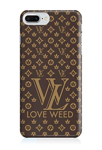 Cover love WEED CANNABIS Handy Hülle Case 3D-Druck Top-Qualität kratzfest Apple iPhone 7