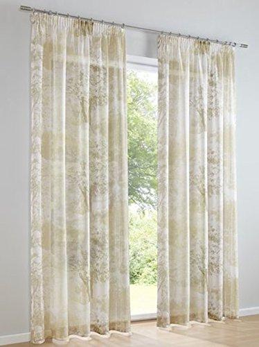 Fensterdekoration Flachenvorhang Schiebegardine Schiebevorhang