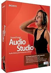 Sony Sound Forge Audio Studio 9 (Pc)