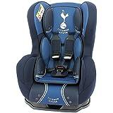 Silla de coche ISOFIX Tottenham grupo 1(9–18kg) con protecciones laterales–Creación 100% francesa–3estrellas Test TCS–Cale cabeza y asiento acolchados)