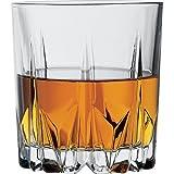 Pasabahce Karat Whisky Glass Set, 300ml,...