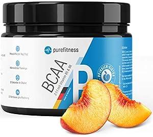 PREMIUM BCAA Pulver 2:1:1 + Vitamin B5 & B6 mit innovativer Rezeptur I...