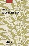A la table zen par Kikue