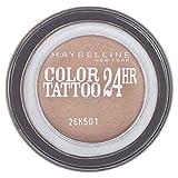 Die besten Maybelline Tattoo-Cremes - Maybelline Augen Studio Color Tattoo 24Hr Lidschatten Bewertungen