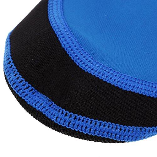 B Baosity 1,5mm Neoprensocken Beachsocken Tauchsocken Sandsocken Neopren Wassersport Tauchen Schwimmen - Blau, M