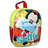 Micky Maus - Kindergarten Rucksack - Selfie Mickey Mouse 25x20x9cm
