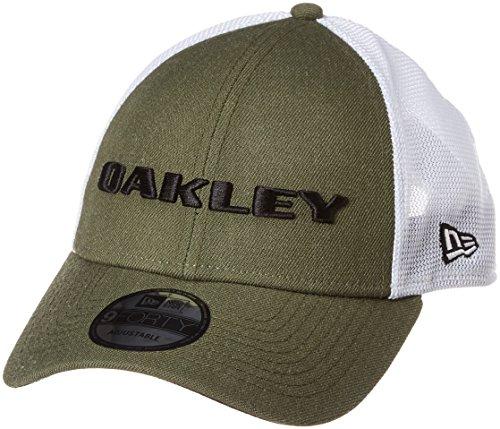 Oakley 911523-86V Casquette de Golf Homme, Dark Brush, FR Fabricant : Taille Unique