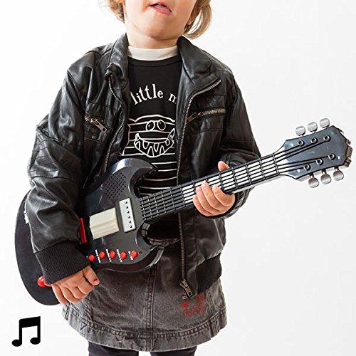Guitarra Eléctrica De Juguete Con Sonido