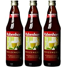Rabenhorst Weizengras-Cocktail bio, 6er Pack (6 x 700 ml)