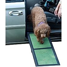 Pet Gear Lite rampa de perro plegable de viaje, ...