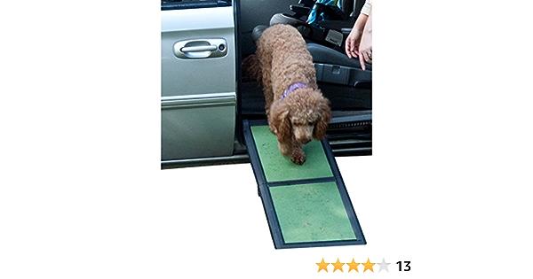 Pet Gear Travel Lite Bi Fold Dog Ramp 42 X 16 X 4 Cm Pet Supplies