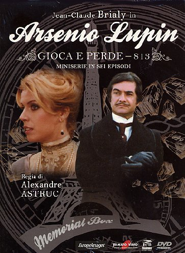 Bild von Arsenio Lupin - Gioca e perde - 813 [3 DVDs] [IT Import]