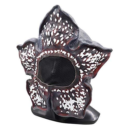 Gesicht Kostüm Narbe - Halloween Maske Cannibal Flower Cosplay Latex Helm Maske Gesicht Erwachsene Kinder Latex Kostüm Narbe Dekorationen Für Halloween Party