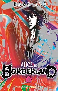 Alice in Borderland Edition simple Tome 1