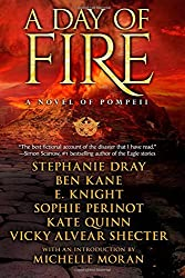 A Day of Fire: a novel of Pompeii by E Knight (31-Oct-2014) Paperback