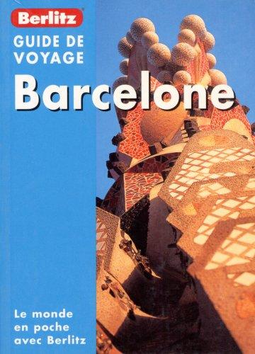 Barcelone par Guide Berlitz