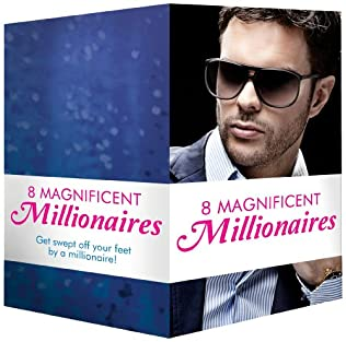 book cover of 8 Magnificent Millionaires