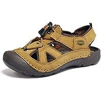 T-Gold Verano Sandalias Niños Zapatillas de Senderismo Punta Cerrada para Niño Niña?EU 39?Verde? t7fjPl