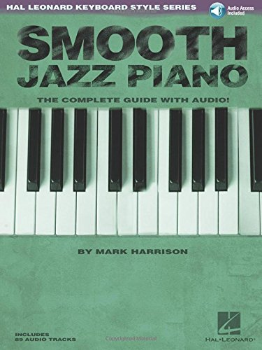 Smooth jazz piano piano+CD (Hal Leonard Keyboard Style)