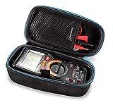 Supremery Poche pour Tacklife DM01M DM07 Advanced Multimètre Digital Boîte Coquille de Protection Étui Sacoche de Transport