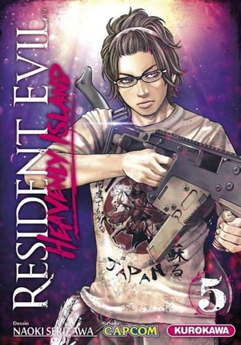 Resident Evil - Heavenly Island - tome 05 (5)