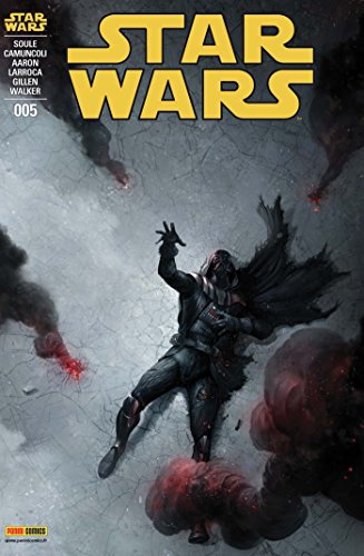 Star Wars n5 (Couverture 1/2)