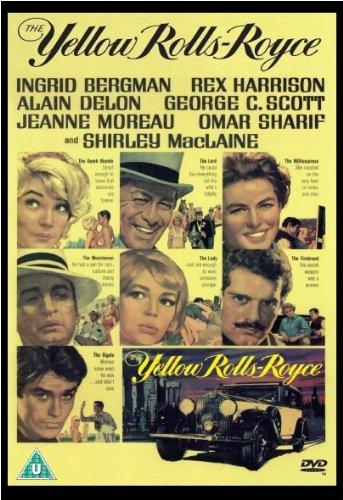 The Yellow Rolls-Royce [DVD] [1964] by Rex Harrison