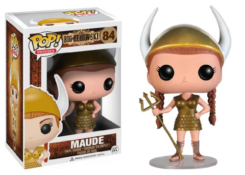 : The Big Lebowski Maude Vinyl ()