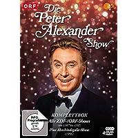 Die Peter Alexander Show - Komplettbox