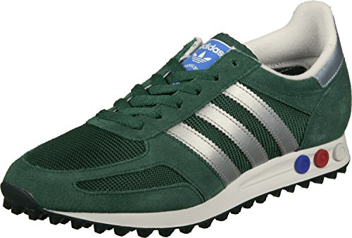 adidas Herren La Trainer Og Laufschuhe green/silver