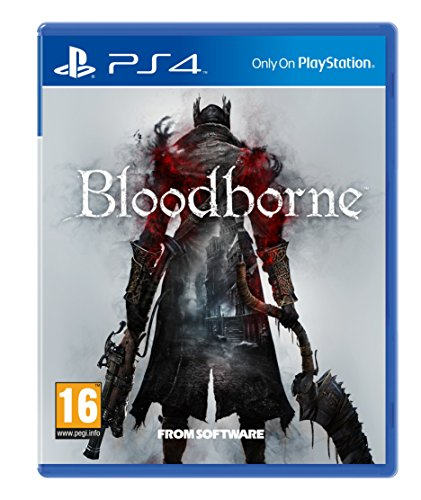 Bloodborne - PlayStation Hits [PlayStation 4]