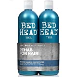 Bed Head by TIGI Urban Antidotes Recovery Set de Champú y Acondicionador 750 ml
