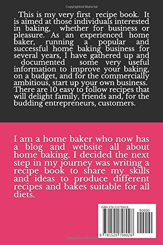 Baking at it's best.: Advice and...