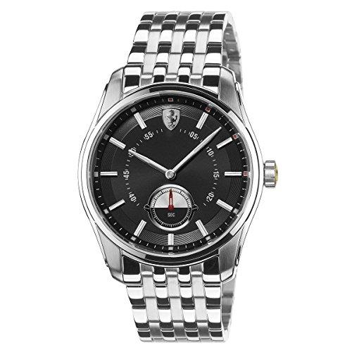 ferrari-herren-armbanduhr-gtb-c-analog-quarz-edelstahl-0830230