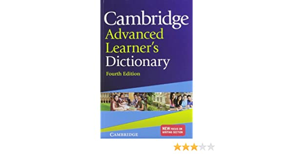Buy Cambridge Advanced Learner's Dictionary Book Online at