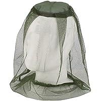 VANKER Mosquitera para la cabeza, Filtro de protección contra moscas, Suave, duradero y de uso intensivo, Para el amante de los exteriores, 100% Garantía de satisfacción