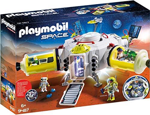 Playmobil- Estación de Marte Juguete
