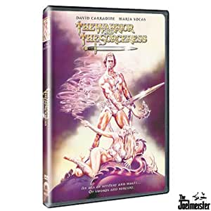Warrior & The Sorceress [DVD] [1984] [Region 1] [US Import] [NTSC]