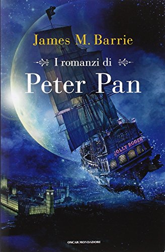 I romanzi di Peter Pan: Peter e Wendy-Peter Pan nei giardini di Kensington