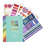 Erin Condren sticker Book, Classic Edition 1, colorato (acc-dss CLA)