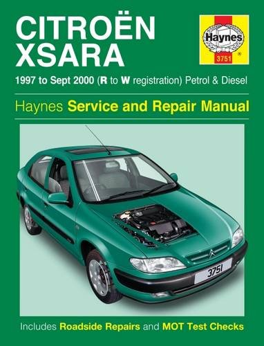 citroen-xsara-service-and-repair-manual-haynes-service-and-repair-manuals