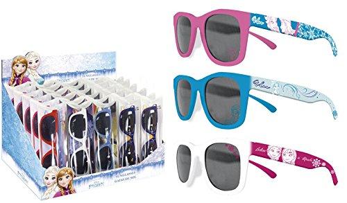 Kids licensing occhiali sole frozen disney con custodia surtido