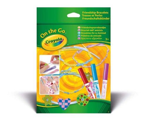 Crayola - Braccialetti dell'Amicizia