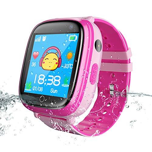 Jaybest Kinder Smartwatch IP67 imprägniern 1.44