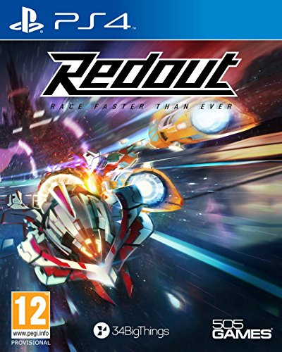 Redout Lightspeed Edition - PlayStation 4 [Edizione: Spagna]