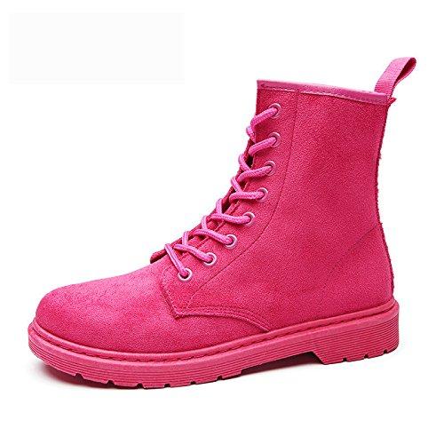 Martin l'automne et l'hiver bottes de neige 8 trous. Chaussures étudiants sauvages en Europe et d'Amérique boots