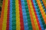 Mexikanische Netzhängematte Double wetterfest Rainbow - 4